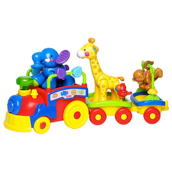 311: Animal Train