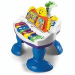 484: Baby grand piano