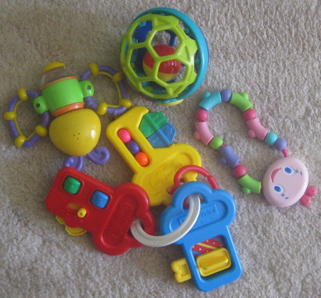 184: Baby toys