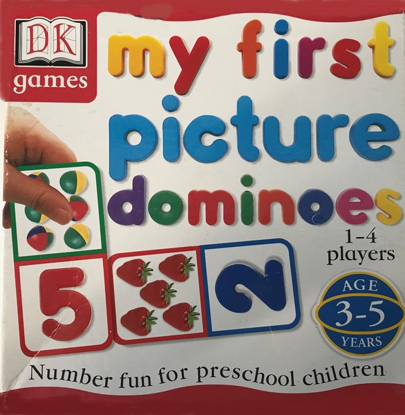 133: Games: My First Picture Dominoes