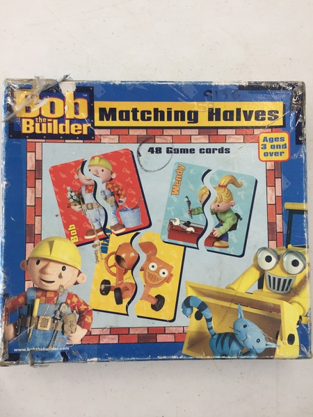 913: Bob the Builder Matching Halves