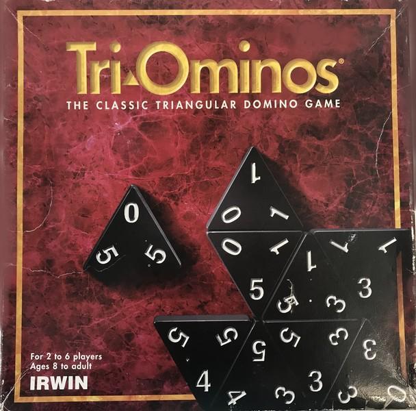 918: Tri Ominoes