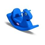 465: Blue Rocking Horse