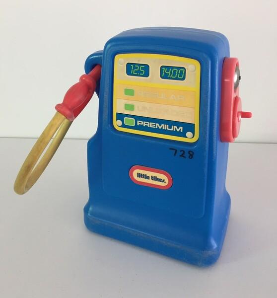 728: Petrol Pump