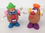 903: Mr & Mrs Potato Head