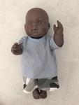 146: Baby Doll - male (dark complexion)