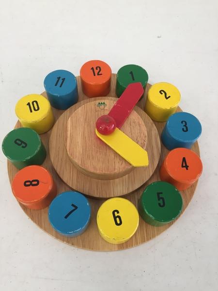 468: Woody Toys Module Clock