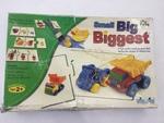 104: Small Big Biggest card game