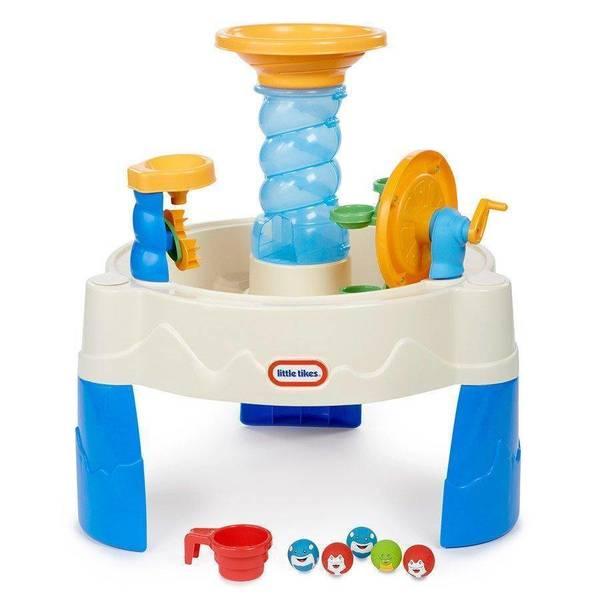 216: Spiralin' Seas Waterpark Water Table