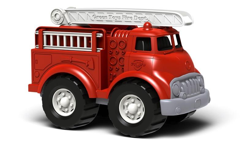865: Fire Truck