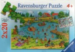 143: Puzzle: Fun at the Lake