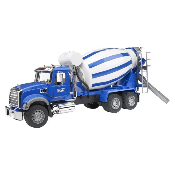 866: Mack Granite Cement Mixer Truck
