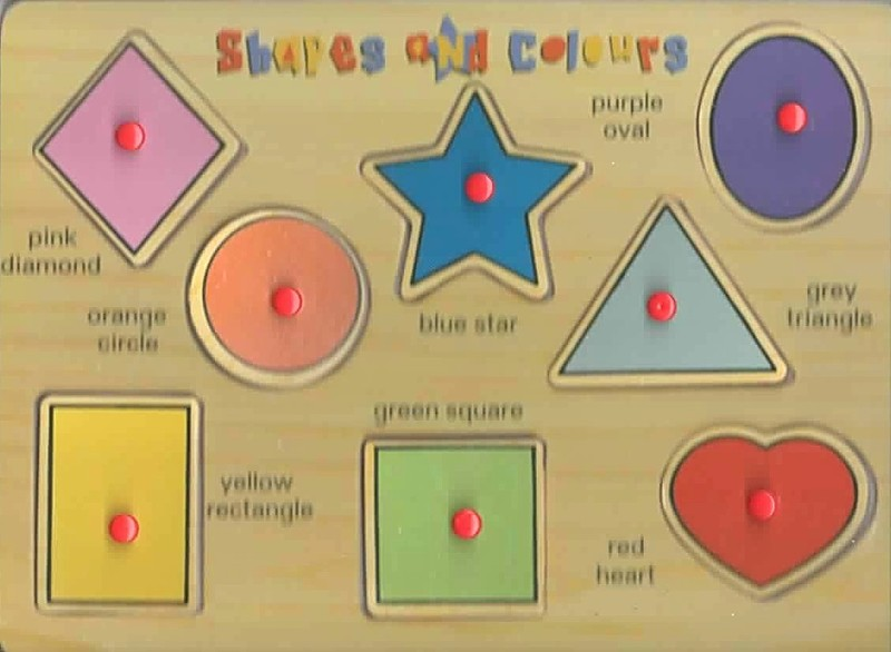 959: Puzzle: Shapes and Colours
