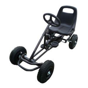 093: Ride on kids toy pedal bike go kart