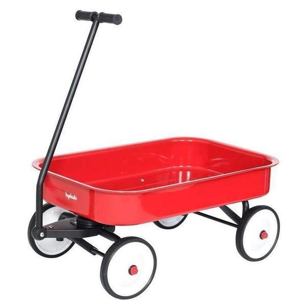 081: Kids steel Toy Wagon