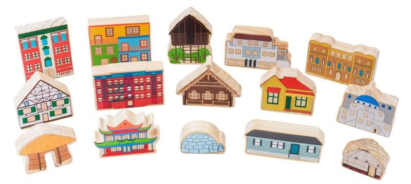 065: Homes Around the World