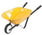 878: Retro Steel Toy Wheelbarrow