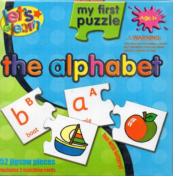 505: Puzzle: The Alphabet
