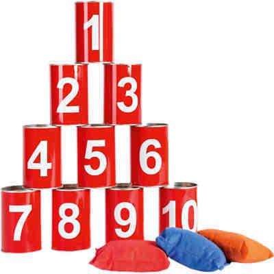 279: Tin Throwing Number Game