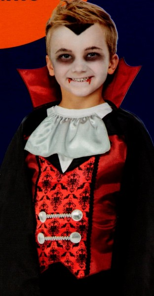 886: Halloween Vampire Costume