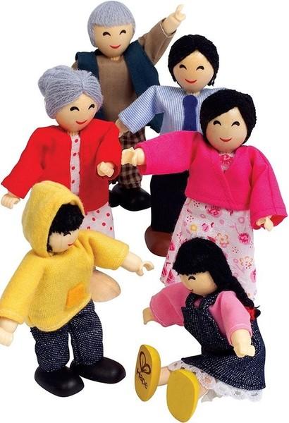 690: Happy Family - Asian