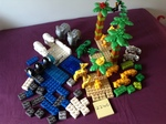 2240: Lego Duplo Zoo Construction Set