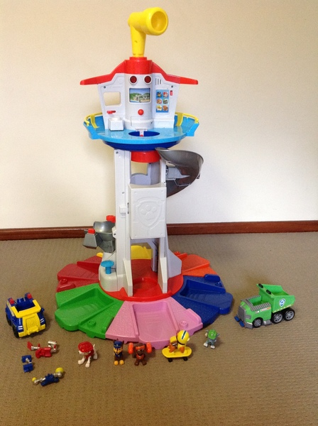 901: Paw Patrol Lookout Tower