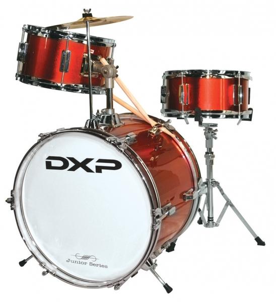 3002: DXP Junior Series 3-piece Drum Kit
