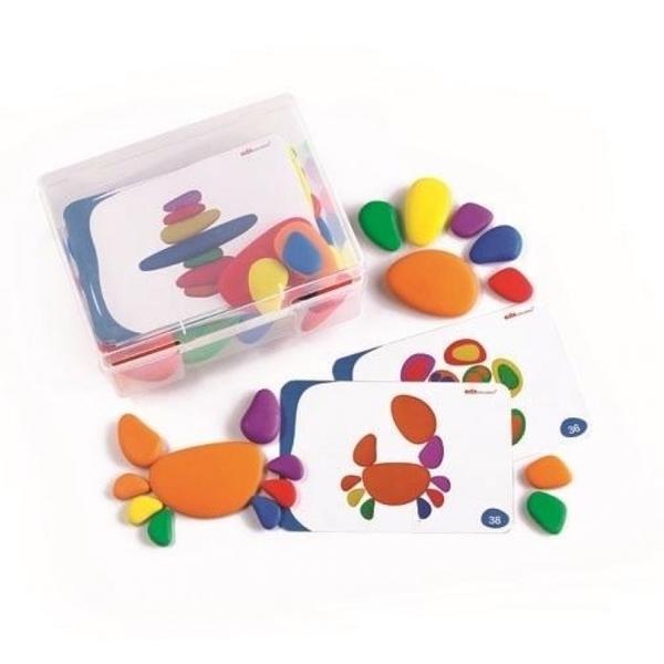 3015: Rainbow pebbles