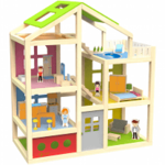 3017: Classic world Doll House