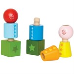3024: Hape Twist and Turnables