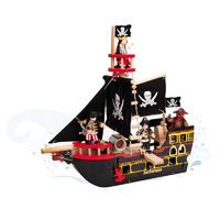 3025: Le Toy Van: Barbarossa Pirate Ship