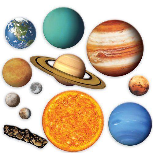 3030: Giant magnetic solar system