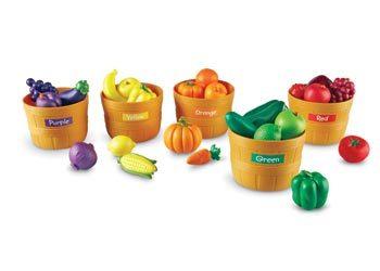 3032: Farmer's market colour sorting set
