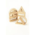 3034: Large Mirror Wooden Block Set
