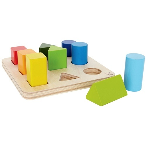 3036: Colour and Shape Sorter