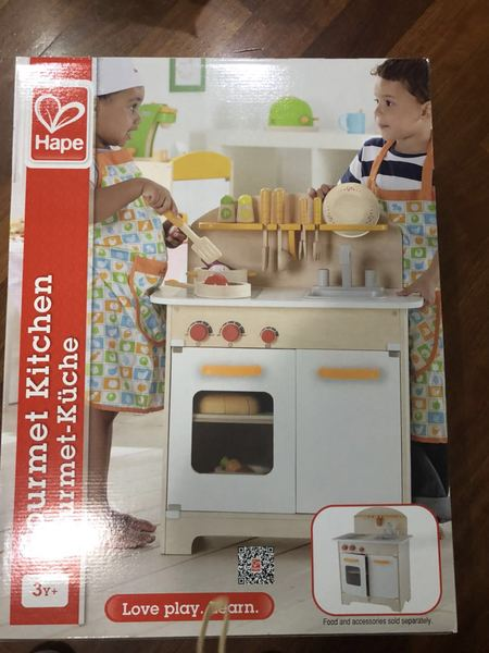 3053: HAPE Gourmet Kitchen