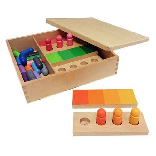 3060: Montessori Colour Resemblance Sorting Task