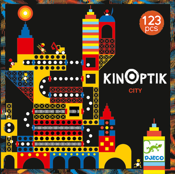 3065: Kinoptik City Construction Set