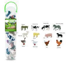 3083: Collecta Mini Farm Animals