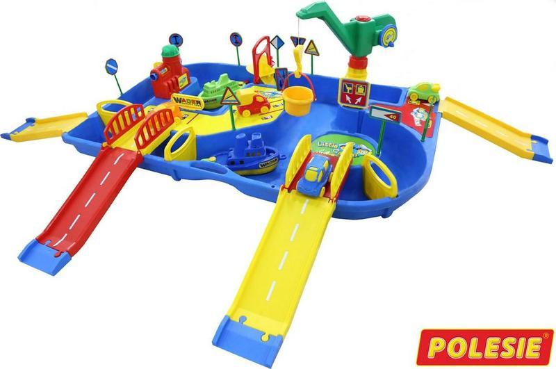 3087: Polesie Water Play System