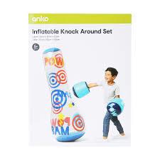 3124: Inflatable Knock Set