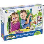 3166: Primary Science 5 Senses Activity Set