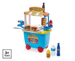 3185: Burger Cart