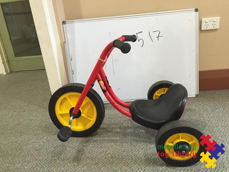517: Weplay speed trike