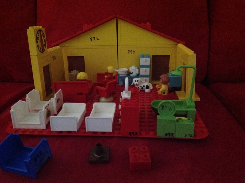 892: Duplo Play House