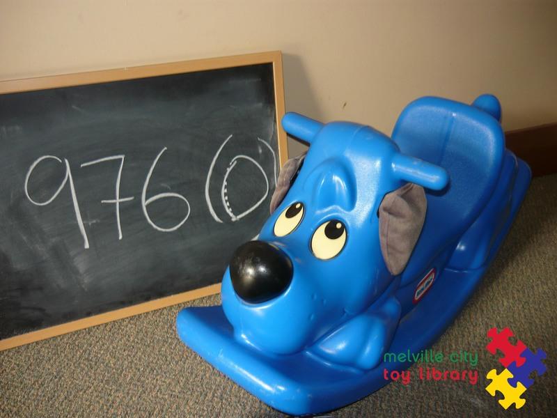 976: Dog Rocker