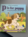 BO55: P is for Puppy