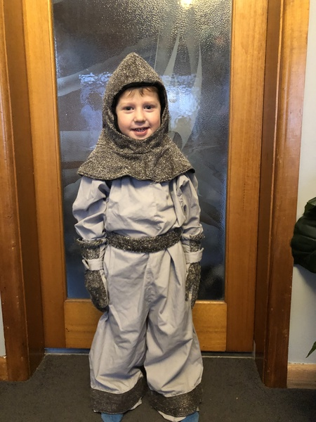 A57_5: Spaceman Costume