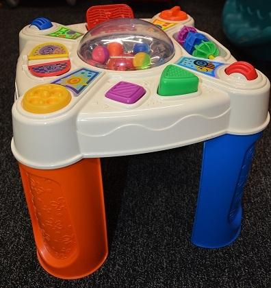 B105_1: Baby Activity Table